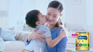 ENFA A+ | MFGM & DHA CHO BÉ THÔNG MINH, TỰ TIN, SẺ CHIA CẢM XÚC