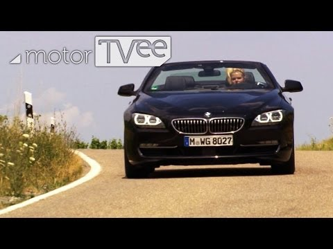 Review : BMW 6 Series Convertible