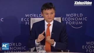 Jack Ma Eğitimin Geleceğine Işık Tutuyor