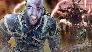 I'm Hunting The STRONGEST Bosses In God of War