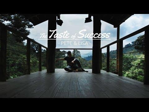 The Taste of Success - Pete Teo  & Unox