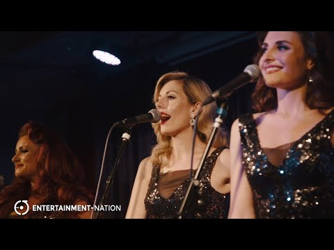 Riviera Chic - Live Vintage-Style Band