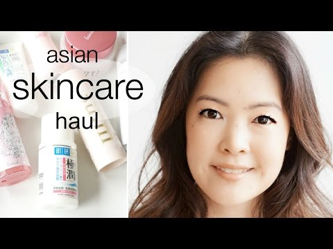 Asian SKINCARE Haul & Review: Missha, Banila Co, Hada Labo and more!