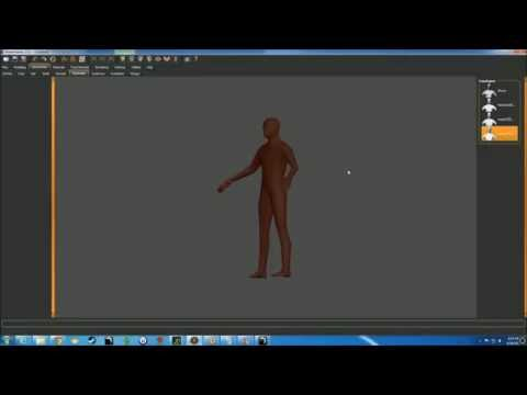 Tutorial Easy Character Creation