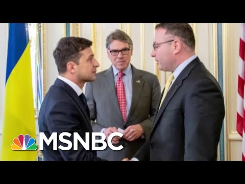 Trump Administration Models Corruption Even As It Scolds Ukraine | Rachel Maddow | MSNBC