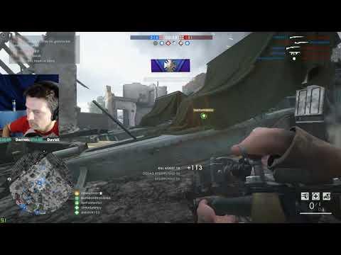 Battlefield 1 - 71 kills on Amiens