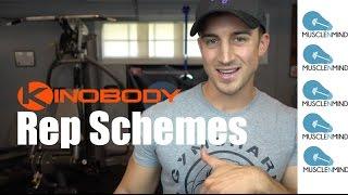 Kinobody's Reverse Pyramid vs. Straight Sets vs. Pyramid Training - Rep Schemes