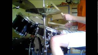 Anthax - Nobody Knows Anything Drum Cover