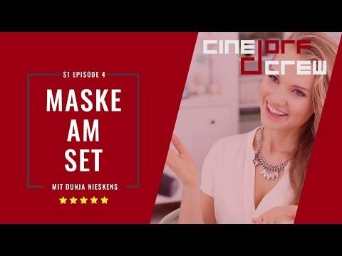 CineDorf Crew - Folge 4: Die unfassbar wichtige Maske