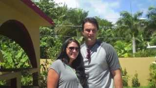 preview picture of video 'Vieques - April 2013 at the Bravos Bungalows'