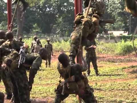 Nigerian Army Embark On Massive Training