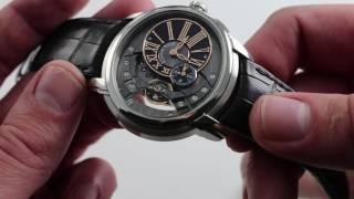 Audemars Piguet Millenary 4101 Luxury Watch Review