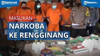 Bandar Masukkan Narkoba ke Rengginang untuk Diedarkan di Dalam Penjara di Banyuwangi