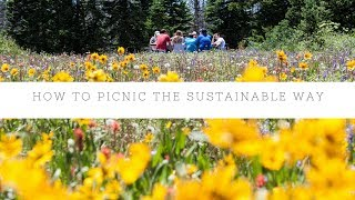 How To Picnic The Sustainable Way