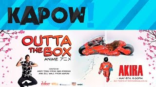 Outta The Box Anime: Akira 6th of May