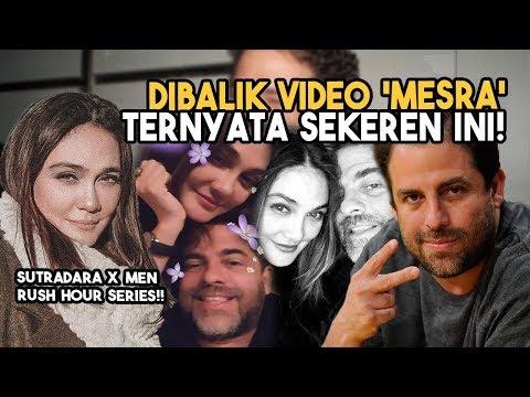 Sosok Pria Dibalik Foto dan Video  'Mesra' Luna Maya Curi Perhatian
