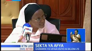 Sakata ya afya: Stephen Masha ahojiwa na kamati ya senate kutokana na gharama ya vifaa vya hospitali
