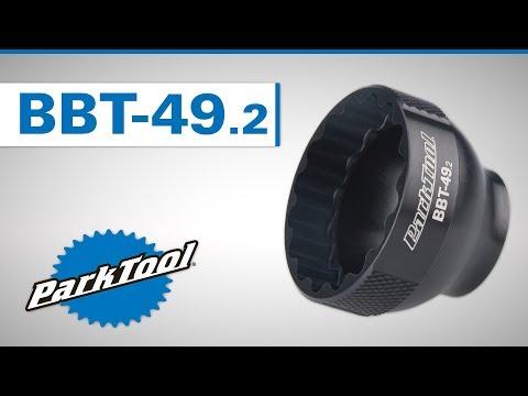 Parktool BBT-49.2 Krankboks Aftrækker video