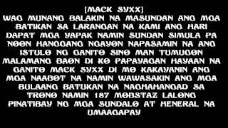 We Don't Die We Multiply ( WDDWM ) lyrics - 187 Mobstaz