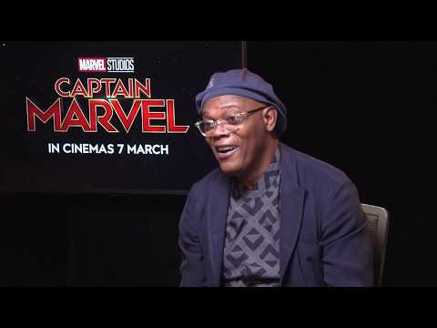 Sands Profile: Captain Marvel's Samuel L Jackson