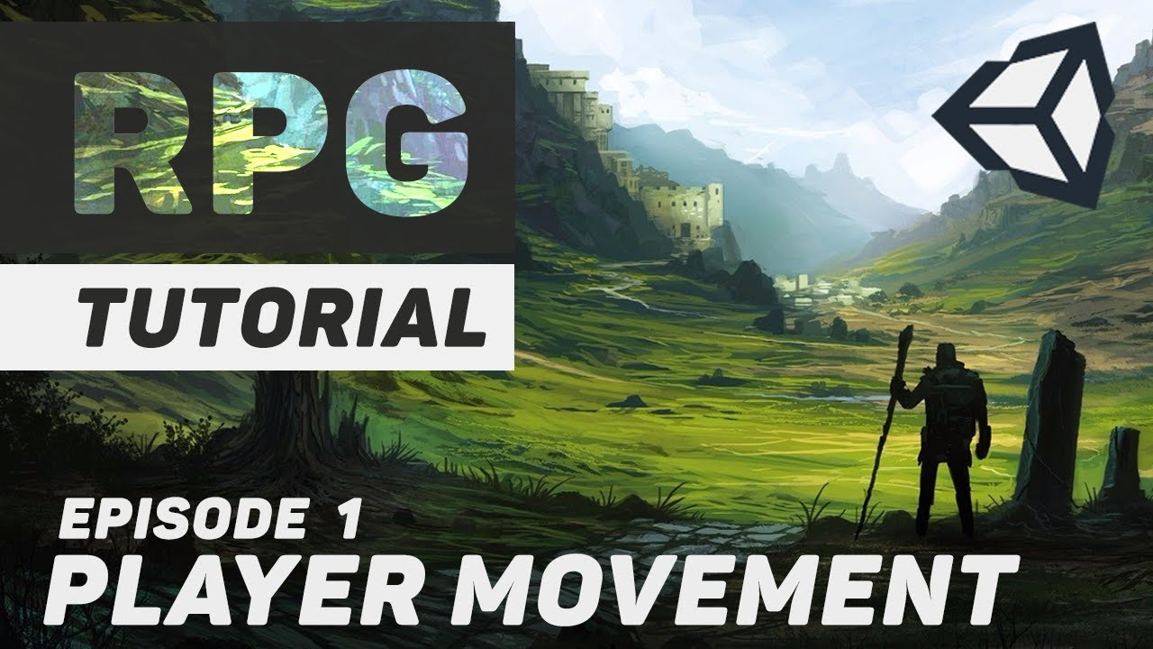 Let's Make an RPG Game in Unity! - Part 1: Player Movement