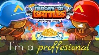 Bloons TD Battles: I