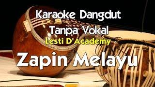 Karaoke Lesti D'Academy   Zapin Melayu