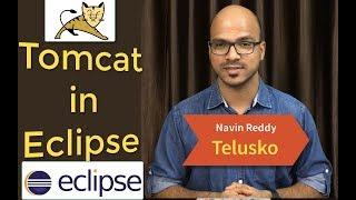 #2 Servlet and JSP Tutorial | Configure Tomcat in Eclipse