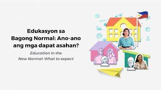 Parent-Teacher Activity Time | Edukasyon sa Bagong Normal: Ano-Ano ang mga dapat asahan? | Bayan E-Skwela