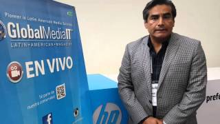 Saul Cruz – Select- presente en la Cumbre Antipirateria HP 2015