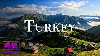 Turkey 4K - Stunning Footage FPV • Scenic Relaxation Film with Calming Music