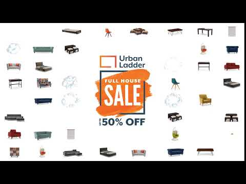 Urban Ladder Full House Sale