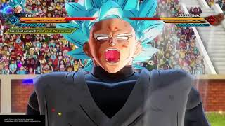 DRAGON BALL XENOVERSE 2 New Aura (GLITCH) for all characters