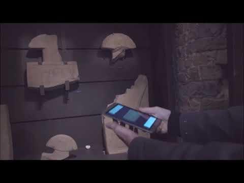 Castel San Giorgio: presentata la nuova app del Museo
