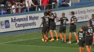 WATCH: Highlights from Saturday's Hartlepool United FC 02 Barnet Football Club victory: