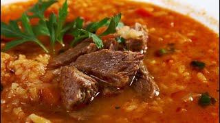 суп харчо как приготовить