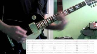 U2 Beautiful Day Guitar Tab