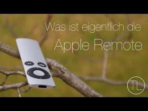 Was ist eigentlich die Apple Remote ?