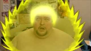 Super Saiyan Francis (with effects)