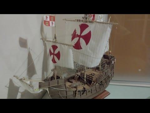Modello Santa Maria 1:65 [Kit Amati] Modellismo navale statico