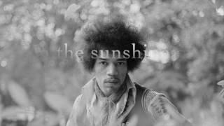 Sunshine Of Your Love - Jimi Hendrix