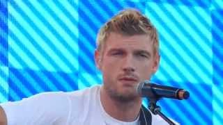 Backstreet Boys - Madeleine - Soundcheck - Tuscaloosa, Ala. 8/27/13