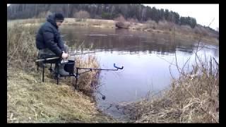 Отчет о рыбалке в калужской области