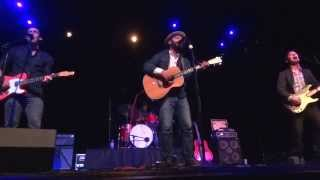Nothing But Trouble, Drew Holcomb, Seattle, WA, 2014