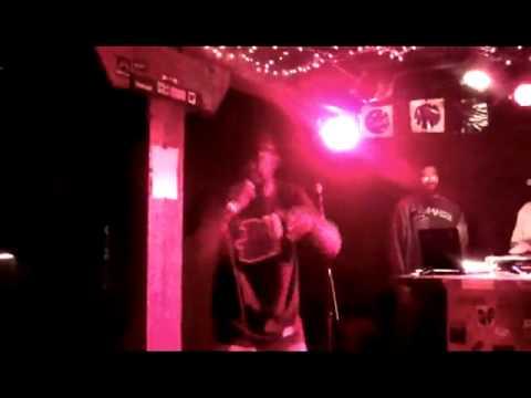 K.A.L.M. feat. Tre-Ski - Better Believe remix (Live)