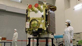 小惑星探査機「はやぶさ2」公開宇宙航空研究開発機構JAXA