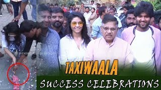 Vijay Devarakonda Taxiwala Movie Success Celebrations | PriyankaJawalker