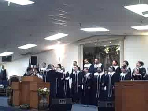 """I Found Jesus"" Apostolic Tabernacle Choir"