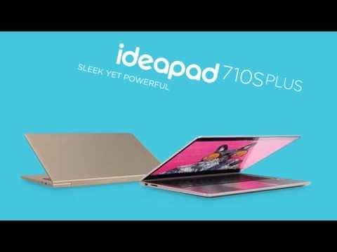 IdeaPad 710S Plus Product tour