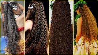 10 POLYNESIAN HAIR GROWTH SECRETS │ HAIR SECRETS FROM THE ISLANDS │ HOW TO GROW HAIR NATURALLY LONG